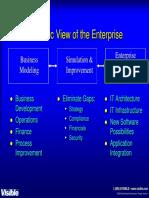Visible Enterprise Workbench