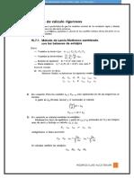 operaciones de multicomponentes