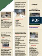 Flyer Artgerechte Kaninchenhaltung Forum