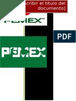 Protocolo Pemex