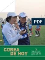 Corea de Hoy 2014- 03