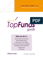 TopFunds Guide 17th edition January 2010, Dennehy Weller