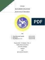 Resume Blue Ocean Strategy