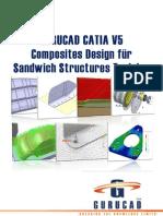 GURUCAD CATIA V5 Composites Design Fuer Sandwich Structures Training De