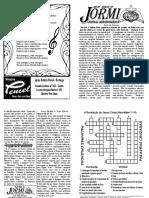 JORMI - Jornal Missionário n° 99