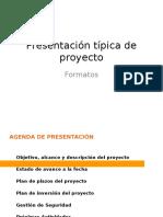 Formato Informe de Avance Proyectos - Modificada