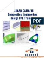 GURUCAD CATIA V5 Composites Engineering Design CPE Training De