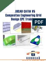 GURUCAD CATIA V5 Composites Engineering Grid Design CPE Training De