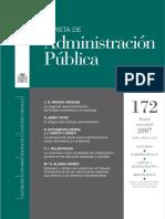 El enigma del contrato administrativo (Gaspar Ariño Ortiz)
