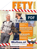 Woltex Workwear Summer Safety Special 2016