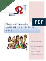 Educación Sexua Una Responsabilidad Proyecto