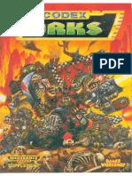 Orks 40k Codex Pdf