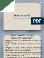 Tricotilomanía.pptx