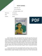 Bedah Buku Pasir Putih Pasir Laut