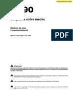 Operation Manual W190 ES