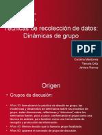tcnicasderecoleccindedatos-101117183635-phpapp01