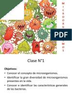 Clase Microorganismos Septimo Basico