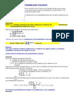 Distribuciones de Probabilidad Conjunta