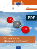 Carbon Capture Utilization & Storage Report