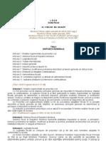 Codul Fiscal al Republicii Moldova modificari 2010