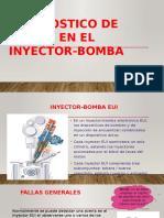 Diagnostico de Inyector Bomba