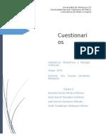 Cuestionarios Bioquimica