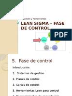 Lean Sigma - Fase de Control