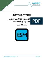 BATTMASTER User Manual Rev4