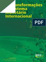 As Transformações No Sistema Monetário Internacional - Cintra Et Alli - 2013