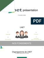Lnetmall Presentation