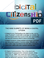 Digital Citizenship Assignment Question 1.1