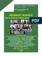 GEOGRAFI ROMÂNI _ Mică enciclopedie biografică. I. Mărculeț (coord.).pdf