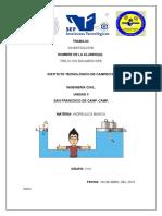 Investigacion Hidráulica(Sifon,Tubo de Venturiy de Pitot)