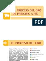 Yanacocha Proceso Del Oro