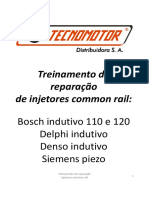 Reparo Common Rail Tecnomotor