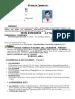 Ashraf CV New
