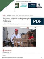 05-14-2016 Reynosa Merece Más Presupuesto_ Neto Robinson