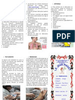 Tuberculosis Pulmonar Triptico