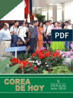 Corea de Hoy 2014- 09