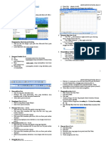 Modul Ms Excel Kelas x Semester 2 Siap Print