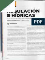 Regulación de Hidroeléctricas