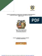 Plan de Desarrollo Aprobado Acuerdo 005 de 2008