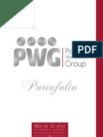 Portafolio Digital PWG