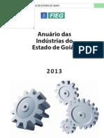 Anuario Das Industrias 2013