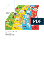 FoodGuideServings and Text
