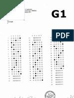 Barem G1- G4- PI