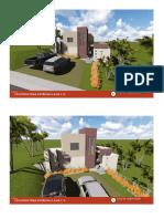 presentacion arquitectonica
