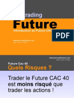 Introduction Future CAC 40