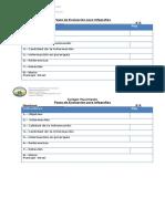 Pauta Evaluación infografia
