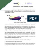 Shaft Precision Alignment Fundamentals